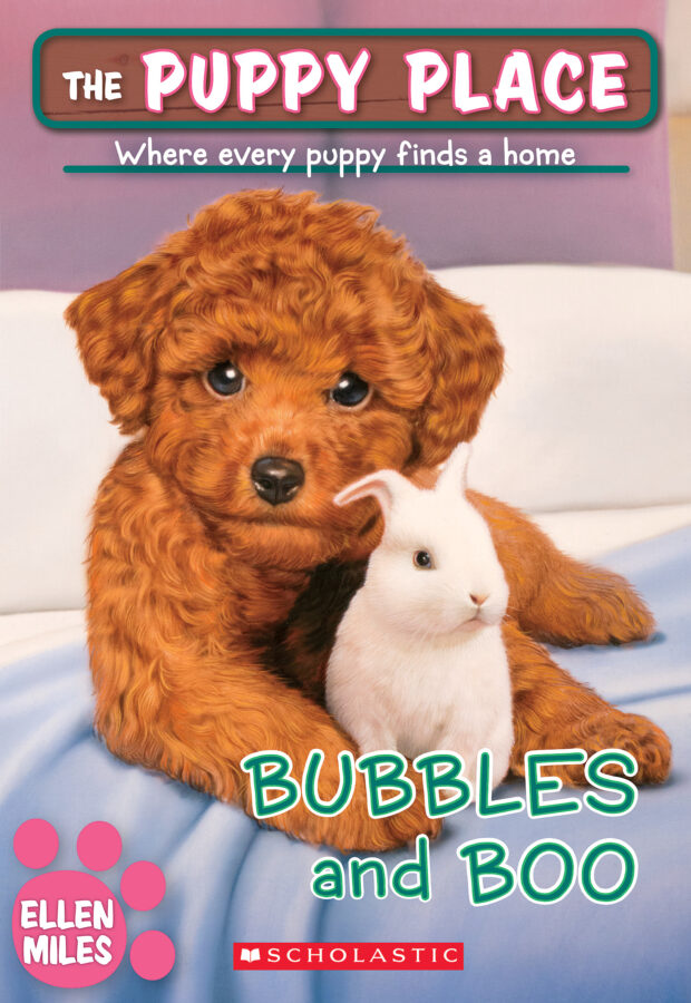 Ellen Miles - Puppy Place, The #44: Bubbles and Boo