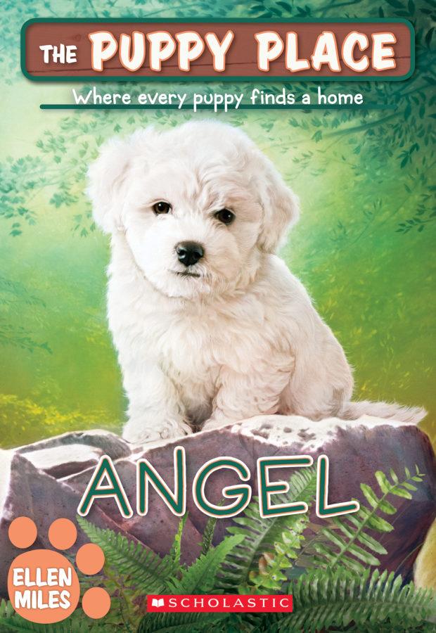 Ellen Miles - Puppy Place, The #46: Angel