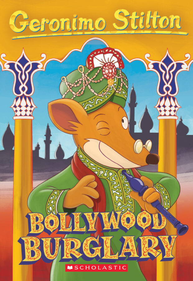 Geronimo Stilton - Bollywood Burglary