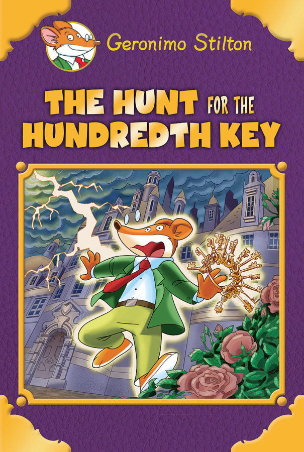Geronimo Stilton - The Hunt for the Hundredth Key