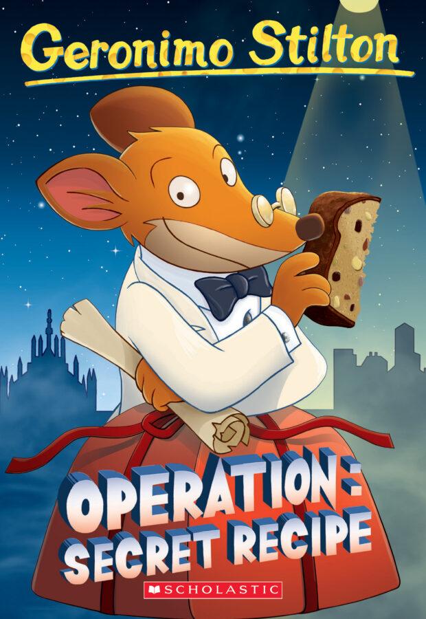 Geronimo Stilton - Operation: Secret Recipe
