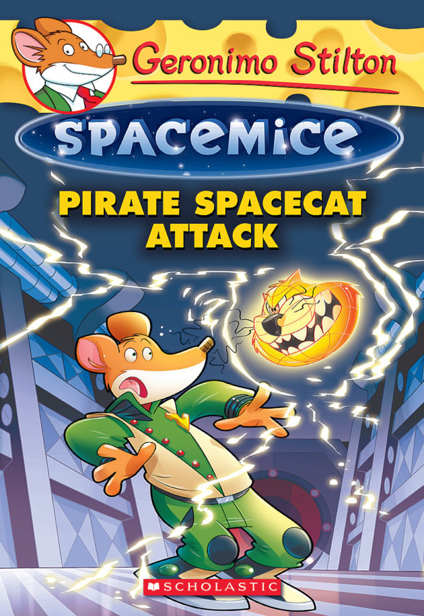 Geronimo Stilton - Pirate Spacecat Attack