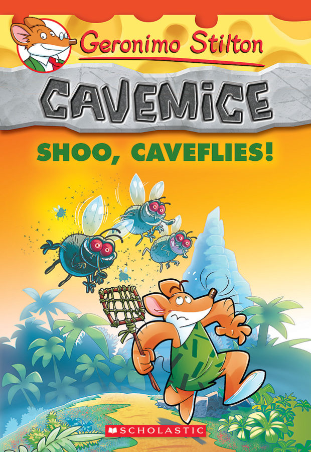 Geronimo Stilton - Shoo, Caveflies!