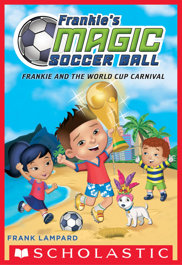 Frank Lampard - Frankie and the World Cup Carnival