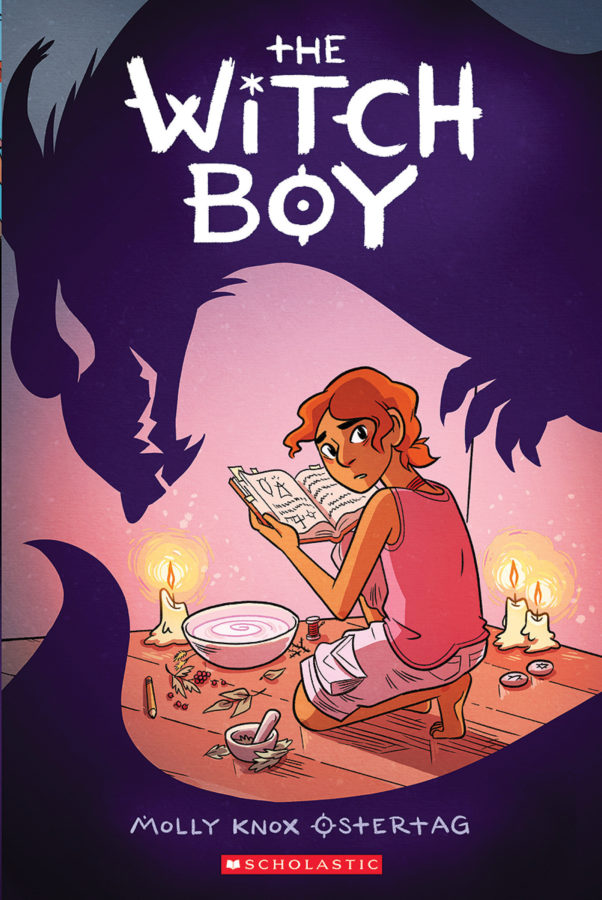 Molly Knox Ostertag - The Witch Boy