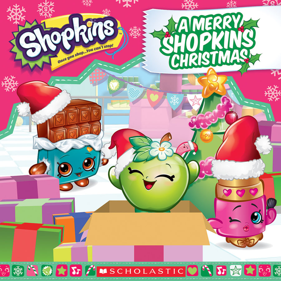 Meredith Rusu - A Merry Shopkins Christmas