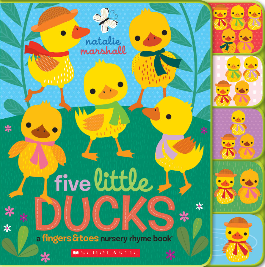 Natalie Marshall - Five Little Ducks
