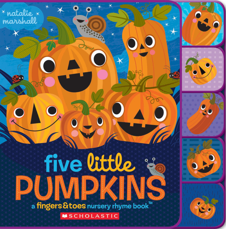 Natalie Marshall - Five Little Pumpkins