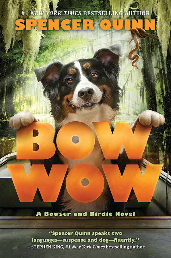 Spencer Quinn - Bow Wow