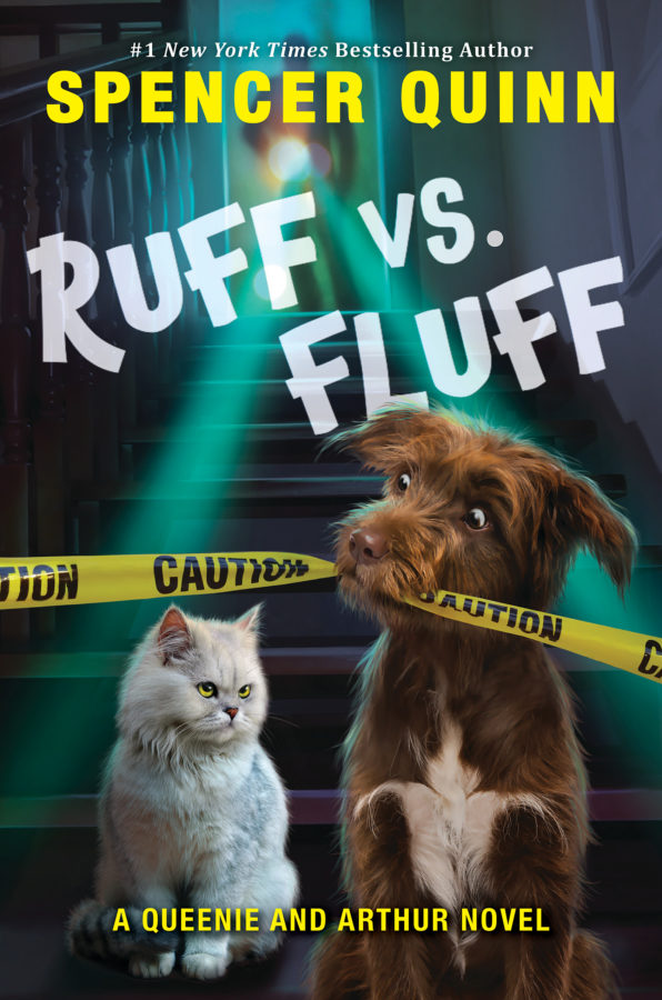 Spencer Quinn - Ruff vs. Fluff