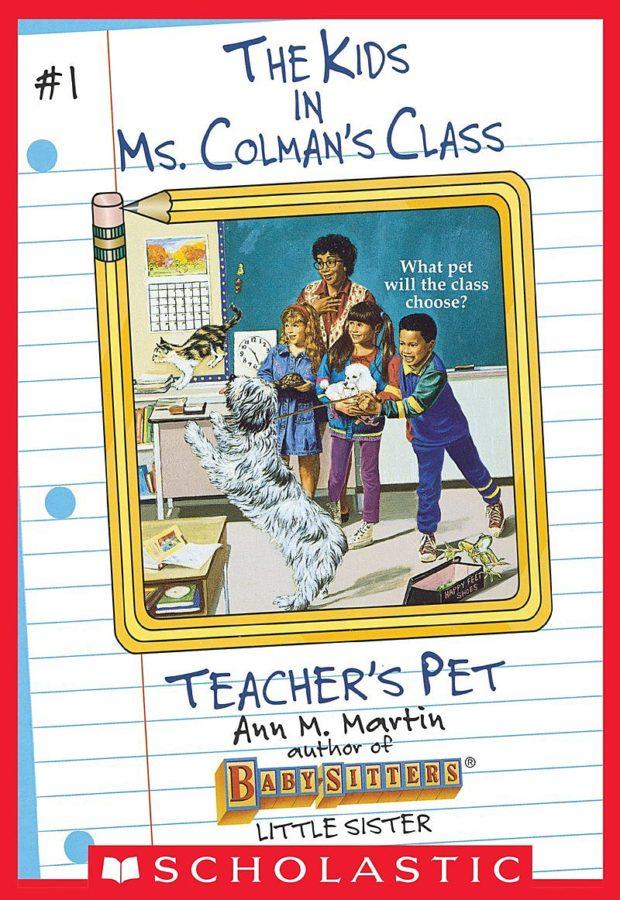 Ann M. Martin - Teacher's Pet
