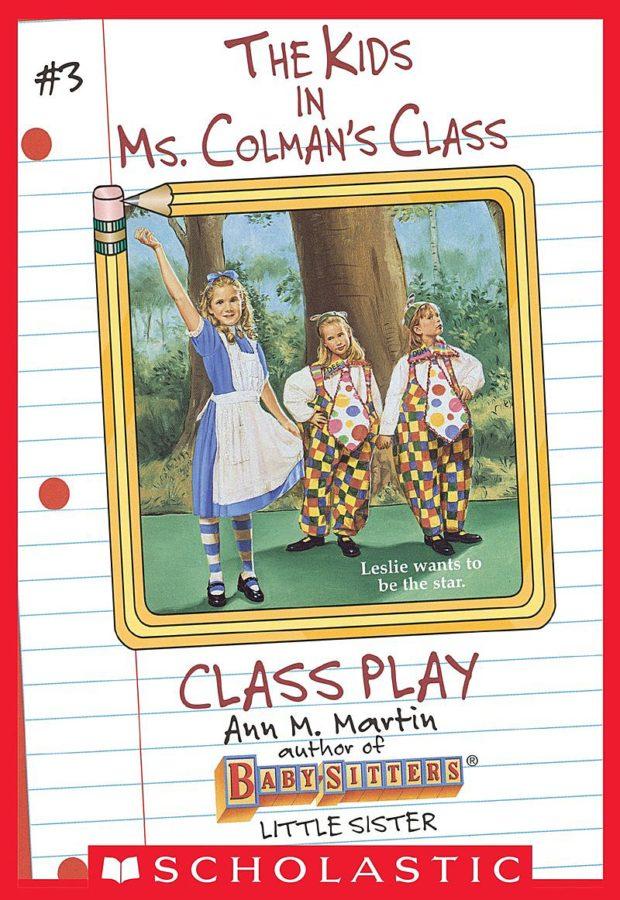Ann M. Martin - Class Play