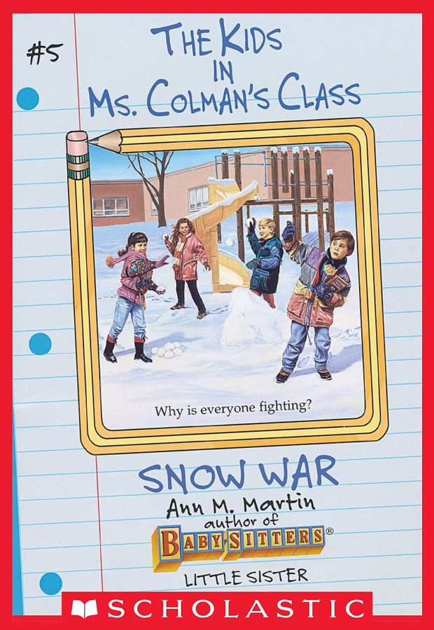 Ann M. Martin - Snow War