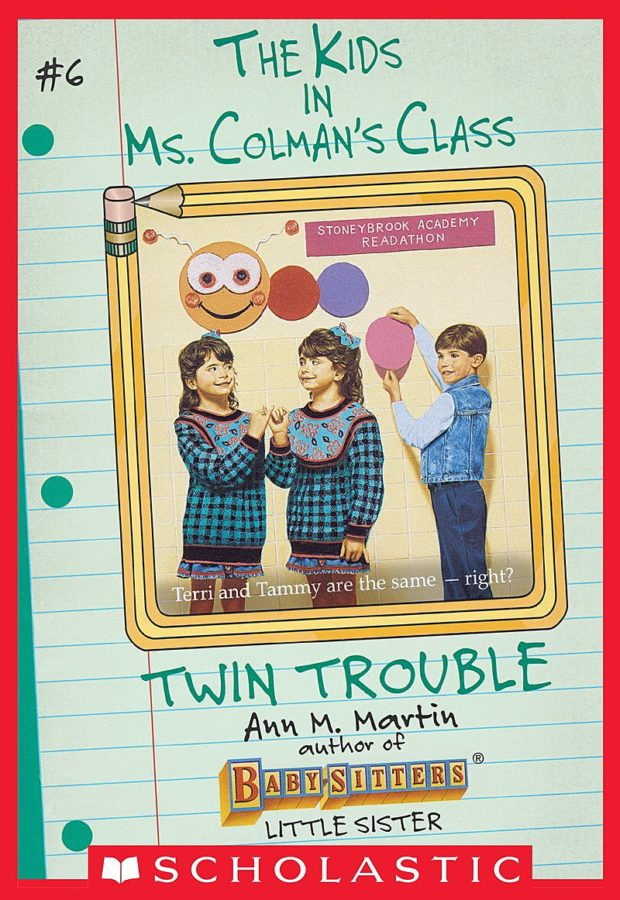 Ann M. Martin - Twin Trouble