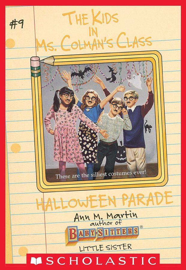 Ann M. Martin - Halloween Parade