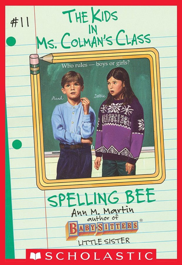 Ann M. Martin - KMC #11: Spelling Bee
