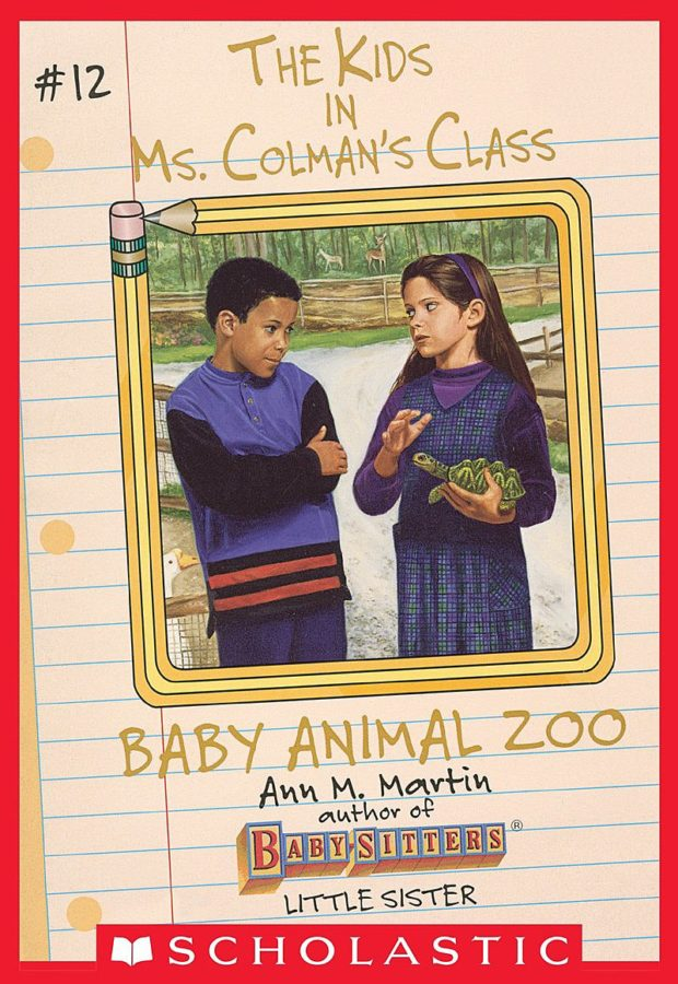 Ann M. Martin - Baby Animal Zoo