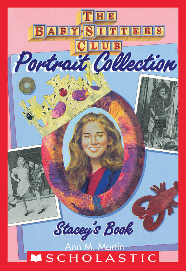 Ann M. Martin - BSC Portrait Collection: Stacey's Book
