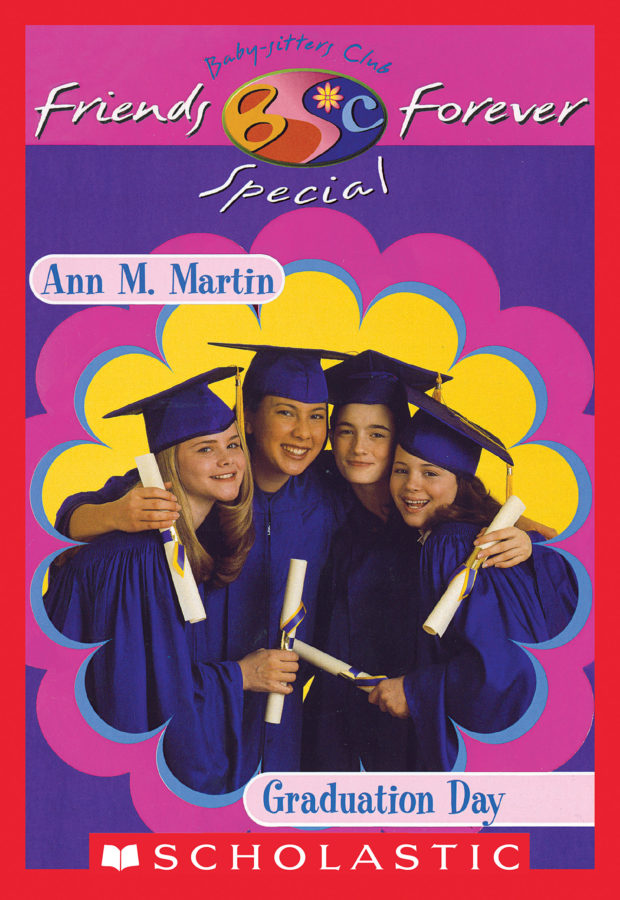 Ann M. Martin - Graduation Day