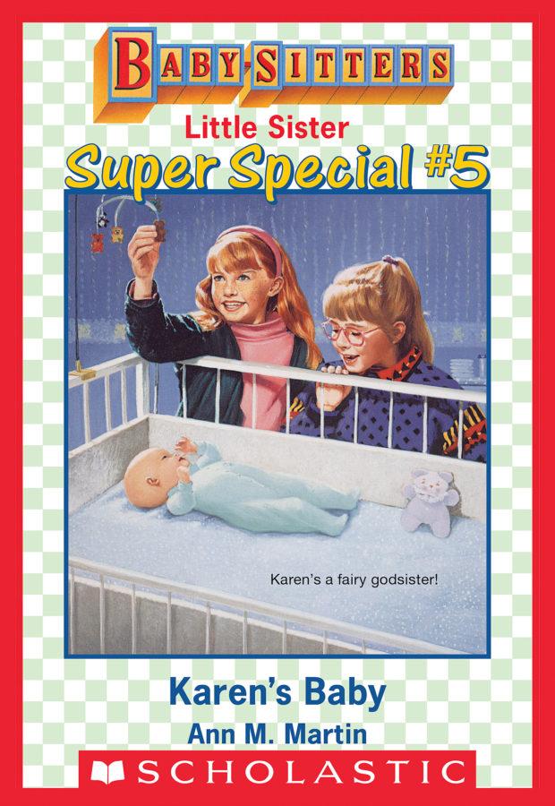 Ann M. Martin - BSLS SS #05: Karen's Baby