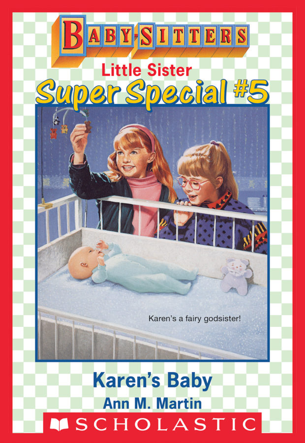 Ann M. Martin - Karen's Baby