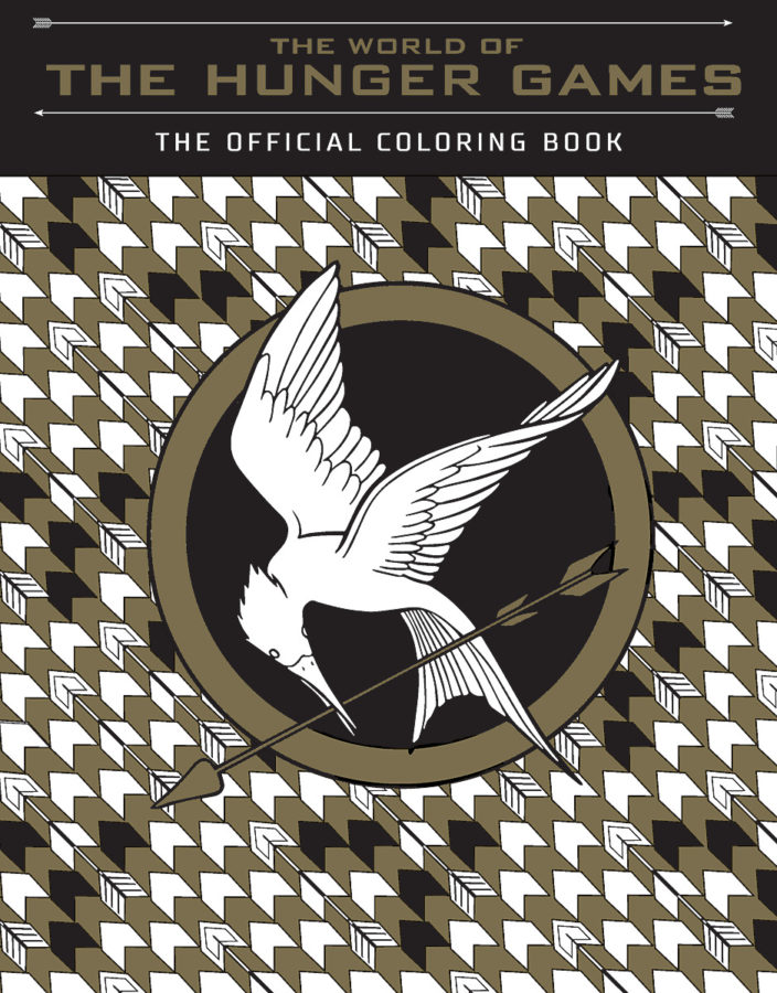 Scholastic - The World of the Hunger Games: The Official Coloring Book