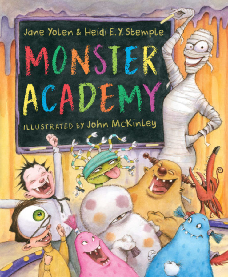 Jane Yolen - Monster Academy