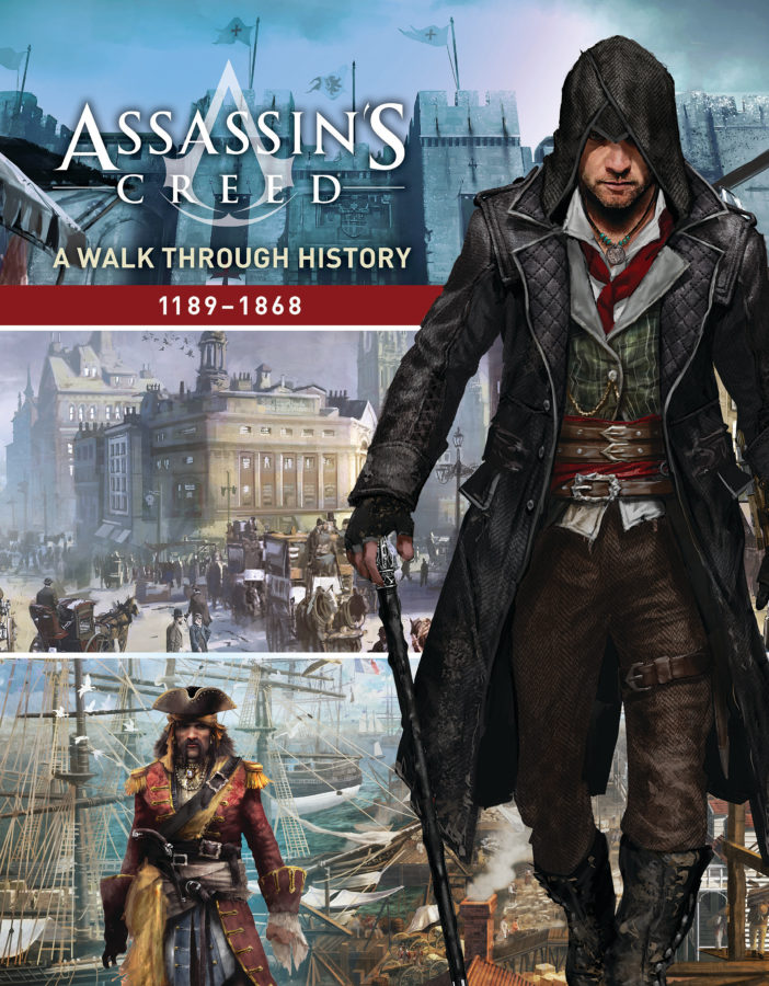 Rick Barba - Assassin's Creed: A Walk Through History (1189-1868)