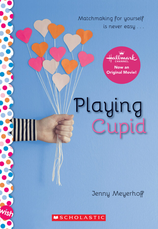 Jenny Meyerhoff - Playing Cupid