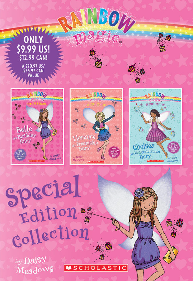 Daisy Meadows - Rainbow Magic Special Edition Collection