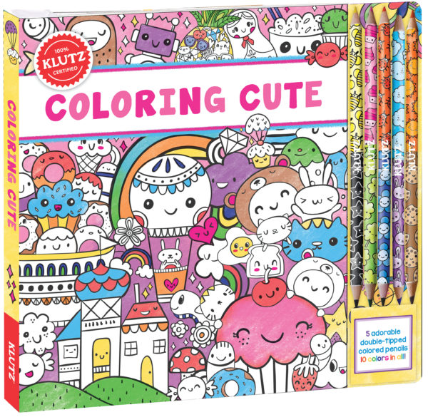 Editors of Klutz - Coloring Cute