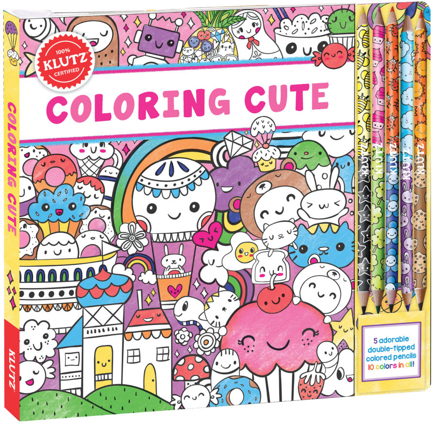 Editors of Klutz - Coloring Cute
