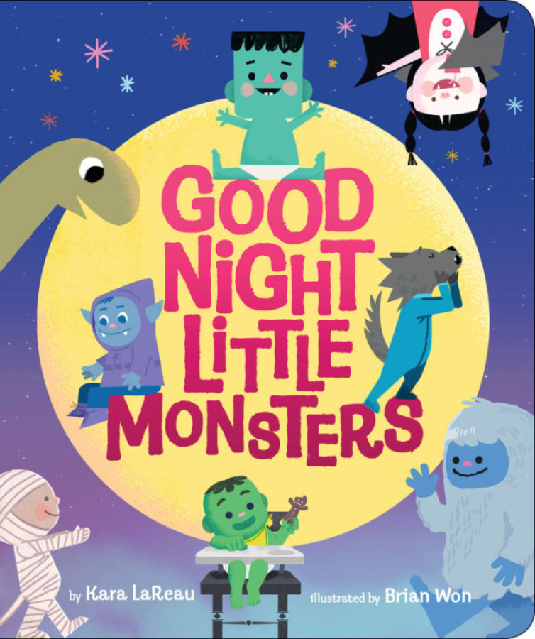 Kara LaReau - Good Night, Little Monsters
