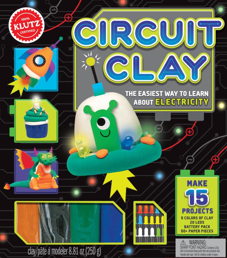 Editors of Klutz - Circuit Clay