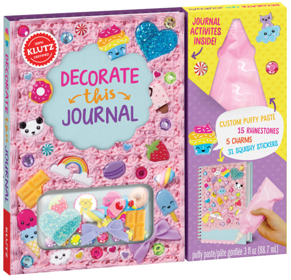 Editors of Klutz - Decorate This Journal