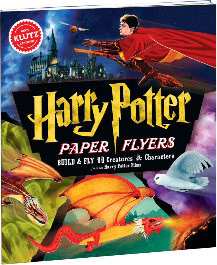 Editors of Klutz - Harry Potter Paper Flyers