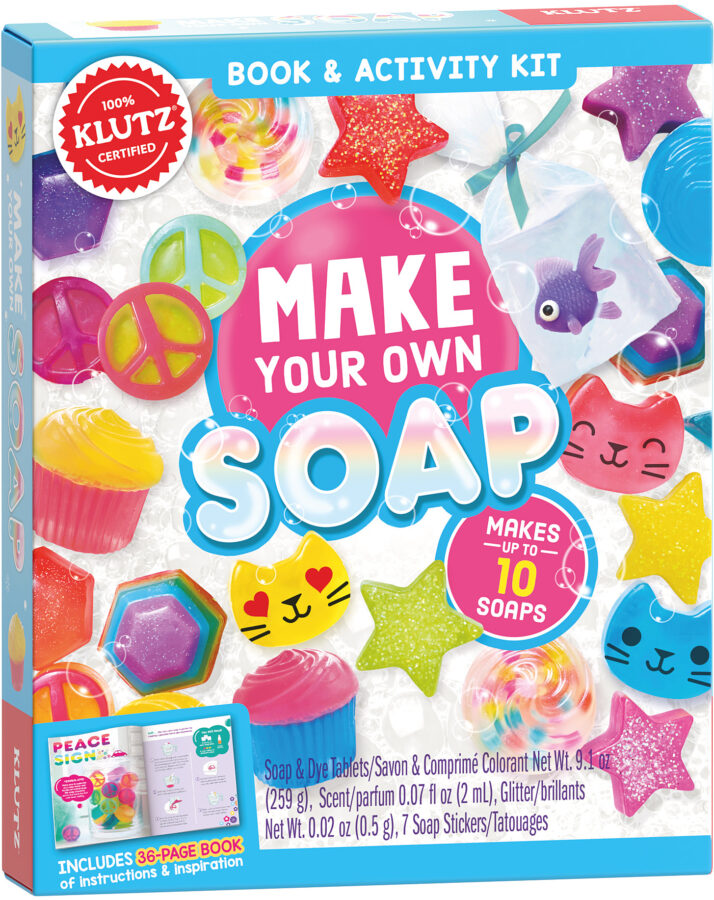 Editors of Klutz - Make Your Own Soap