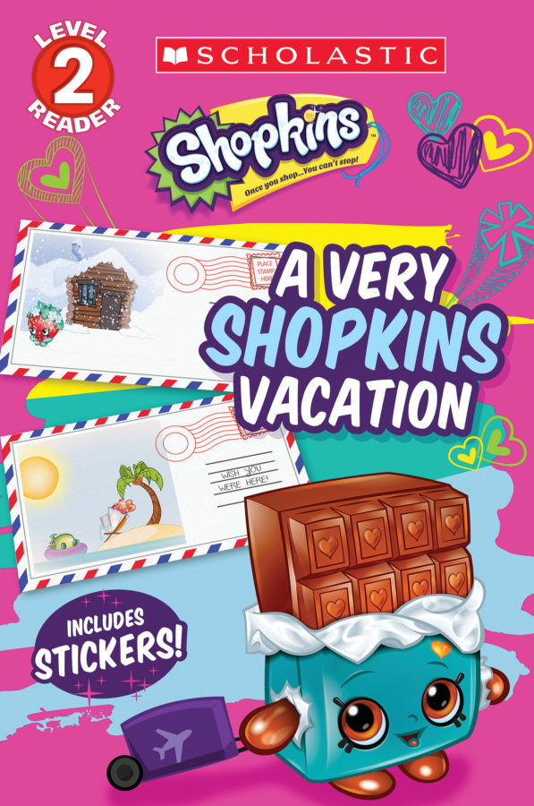 Jenne Simon - A Very Shopkins Vacation