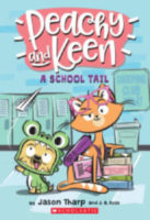 Peachy and Keen #1: A School Tail