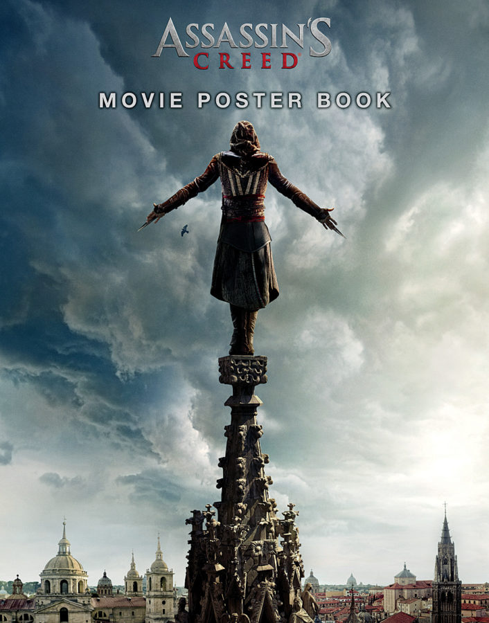 Scholastic - Assassin's Creed Poster Book