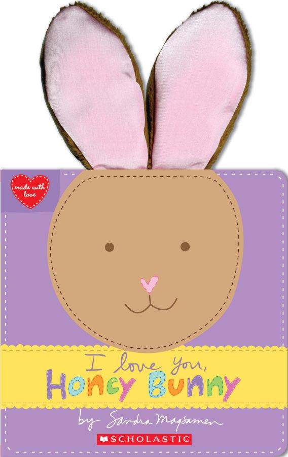 Sandra Magsamen - I Love You, Honey Bunny