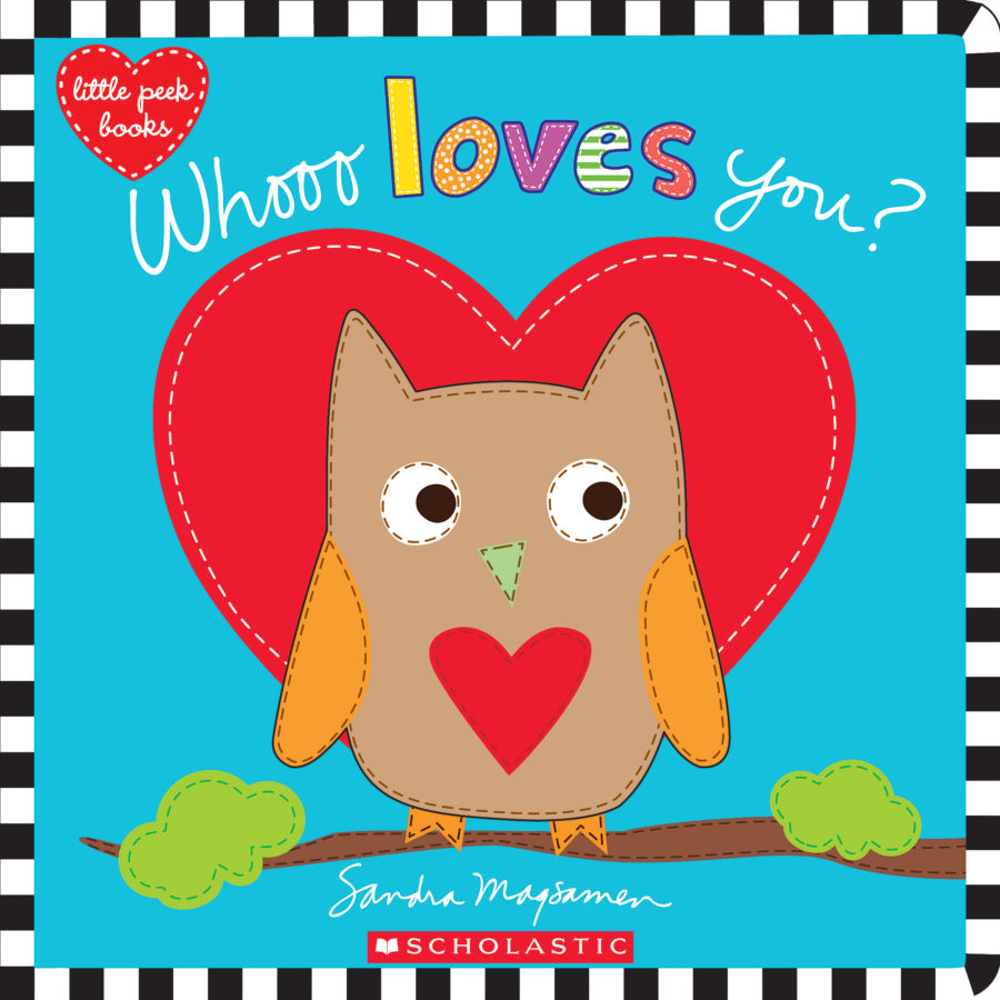 Sandra Magsamen - Whooo Loves You?