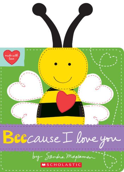 Sandra Magsamen - Beecause I Love You