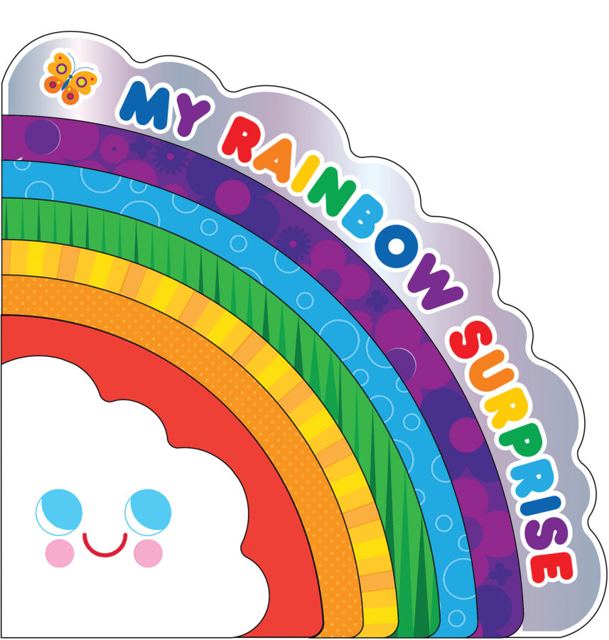 Amy E. Sklansky - My Rainbow Surprise