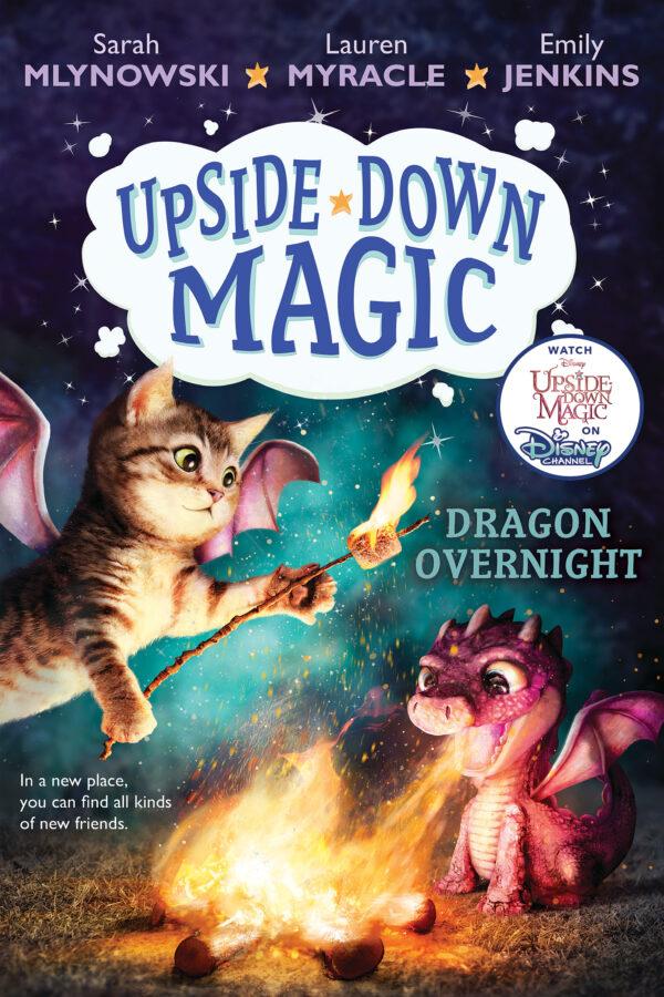 Emily Jenkins - Dragon Overnight