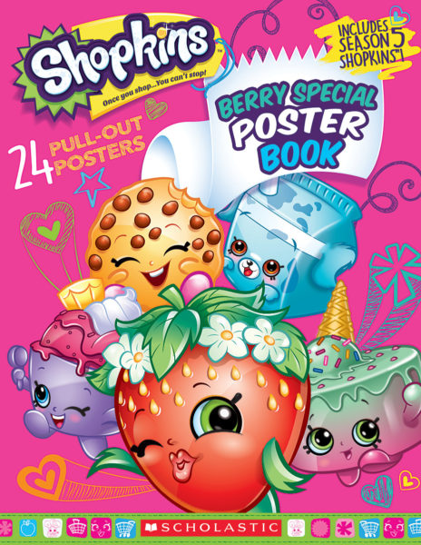 Scholastic - Berry Special Poster Book
