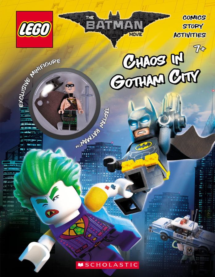 AMEET Studio - Chaos in Gotham City