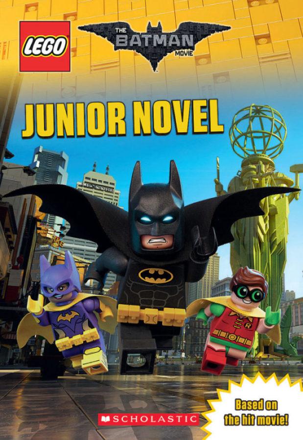 Jeanette Lane - LEGO Batman Movie: Junior Novel