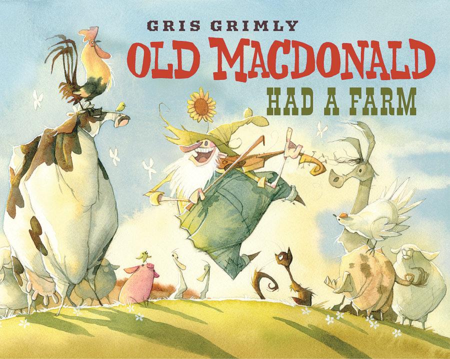 Gris Grimly - Old MacDonald had a Farm