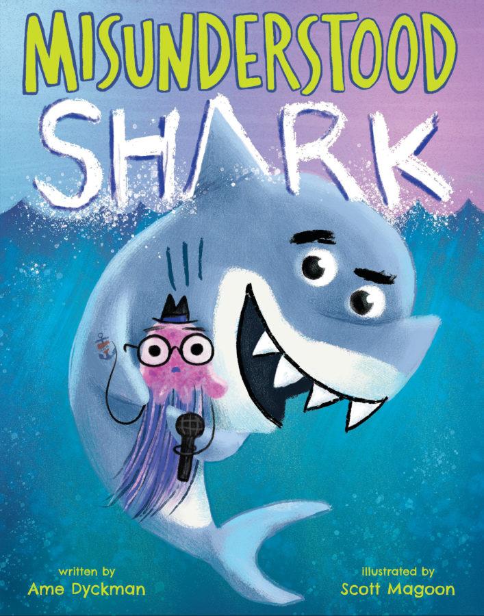 Ame Dyckman - Misunderstood Shark